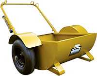 30 Gallon (gal) ROOFMASTER<sup>®</sup> BIM Carts with Removable Handle