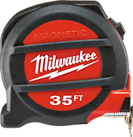 Milwaukee 35' tape