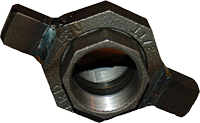 1-1/2 Inch (in) ROOFMASTER<sup>®</sup> WARD Hammer On Unions
