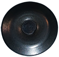 Metal Cap Nail - Top