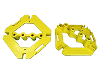 Garlock weighted yellow base